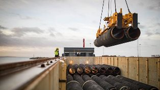 Подрядчик Северного потока-2 остановил работы из-за санкций США
