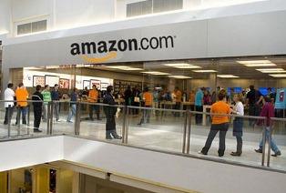 Amazon открывает супермаркет без касс