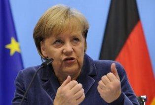Ангела Меркель: если Украина не договорится с Россией о газе, реверсных пос ...