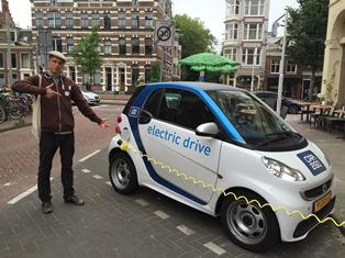 В Нидерландах хотят ограничить скорость движения в городах до 30 км/ч