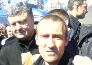 Российский актер пытатется получить политическое убежище в Украине