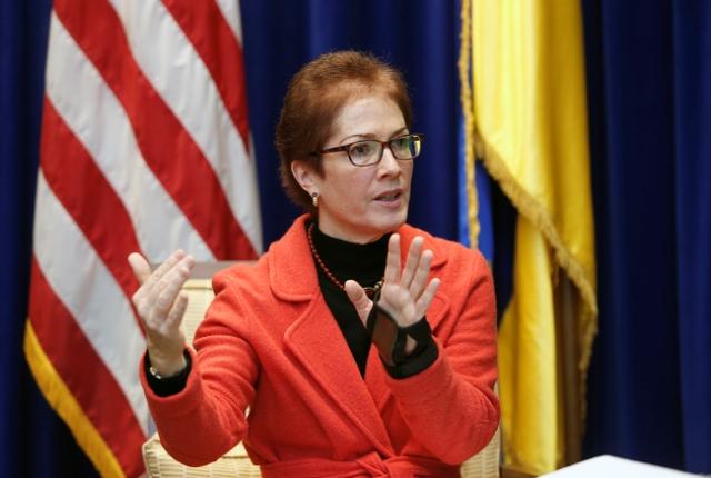 Посол США в Украине