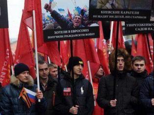 Московский Антимайдан: проплаченный и беспощадный