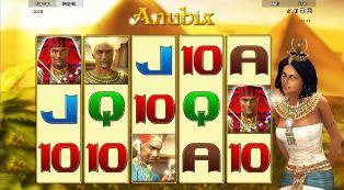 Сокровища фараонов: обзор игры Anubix