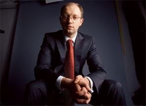Арсений Яценюк. Посредник