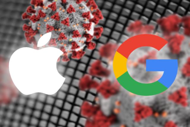 Apple и Google разработали систему отслеживания контактов больных коронавирусом