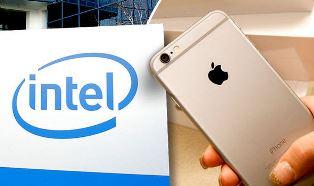 В Apple объявили о сделке с Intel на сумму $1 млрд