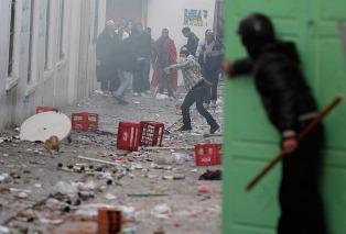 Арабская весна в Тунисе
