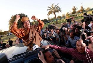 Арабская весна в Ливии