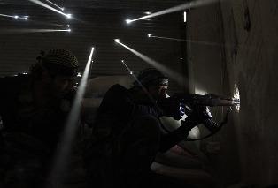 Арабская весна в Сирии