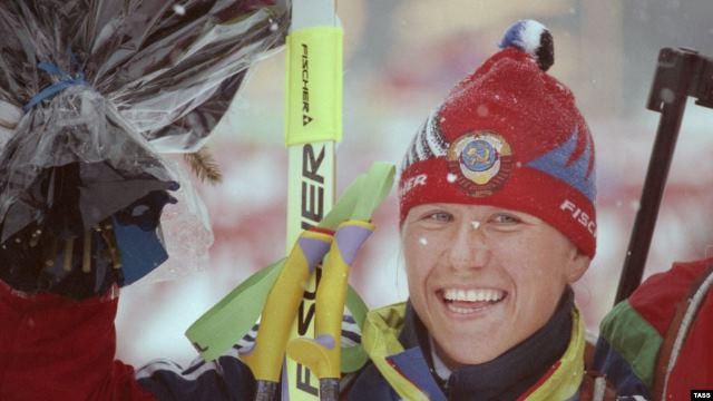 Олимпийская чемпионка: вся сборная России принимала допинг