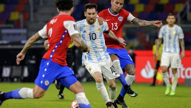 ЧМ-2022: Аргентина не смогла обыграть Чили, победы Колумбии и Боливии