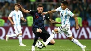 ЧМ-2018: Хорватия разгромила Аргентину, Франция отправляет Перу домой