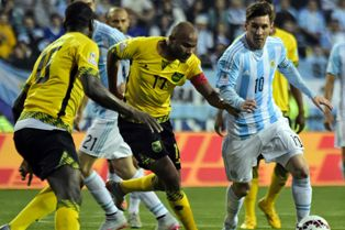Аргентина - Ямайка