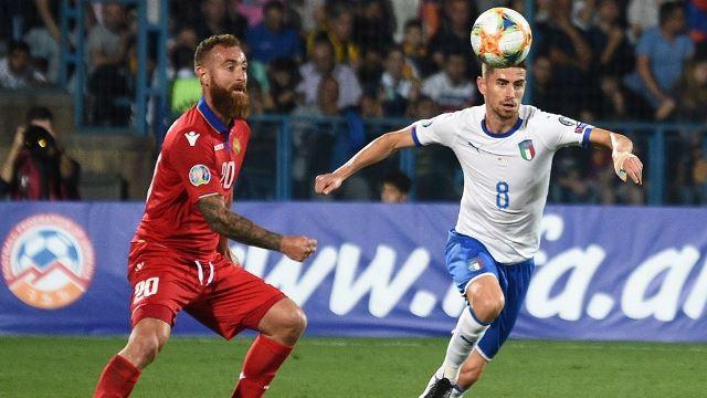 Евро-2020: Италия разобралась Арменией, очередное фиаско Греции