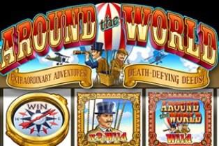 Слоты и путешествия: обзор игры Around the World