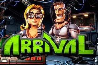 Космический полет за выигрышем: обзор игры Arrival