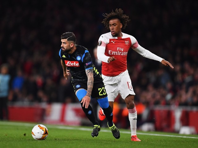 Лига Европы: Арсенал уверенно обыграл Наполи, успех Бенфики и Валенсии