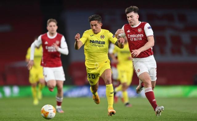 Лига Европы: Вильярреал выстоял против Арсенала, утешительный реванш Ромы