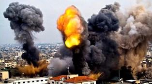 Войска Асада применили бочковые бомбы вопреки угрозам США