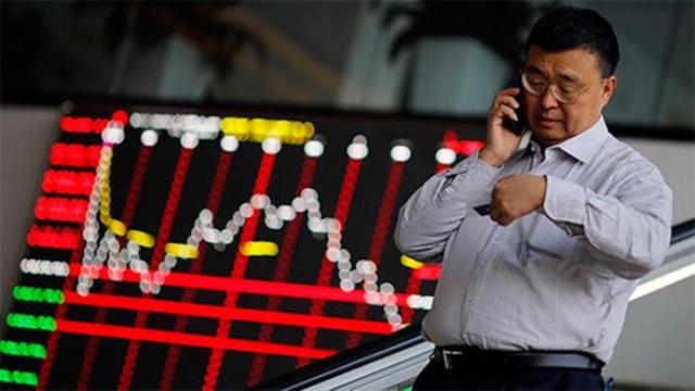 Азиатские фондовые индексы начали падать вслед за США