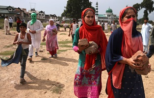 В Индии лишили гражданства более 2 млн. человек