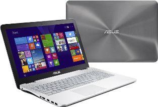 Asus выпустил новый геймерский ноутбук N551JQ