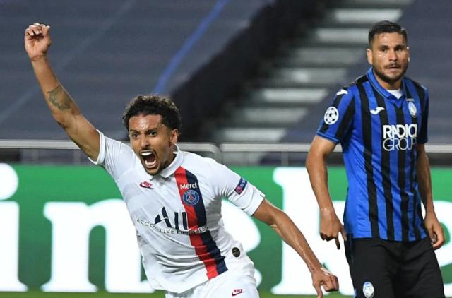 Лига Чемпионов: невероятный камбэк ПСЖ против Аталанты