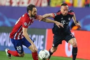 Лига Чемпионов-2015/2016: Атлетико сенсационно побеждает Баварию