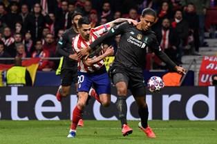 Лига Чемпионов: Атлетико обыграл Ливерпуль, ПСЖ уступает в Дортмунде