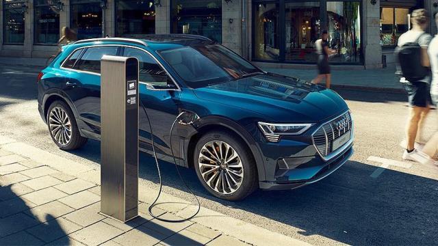 Audi переходит на производство только электромобилей