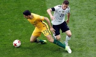 Кубок Конфедераций: Австралия смогла дать бой Германии