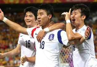 Кубок Азии-2015: Южная Корея побеждает Австралию