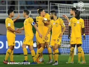 Кубок Азии: Австралия выбивает Сирию, шанс для Палестины