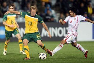 Кубок Азии-2015: Австралия и Южная Корея сыграют в финале