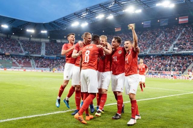 Австрия - Германия