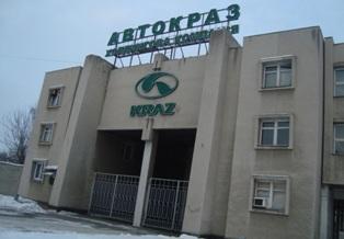 АвтоКрАЗ пришлось отказаться от комплектующих из России