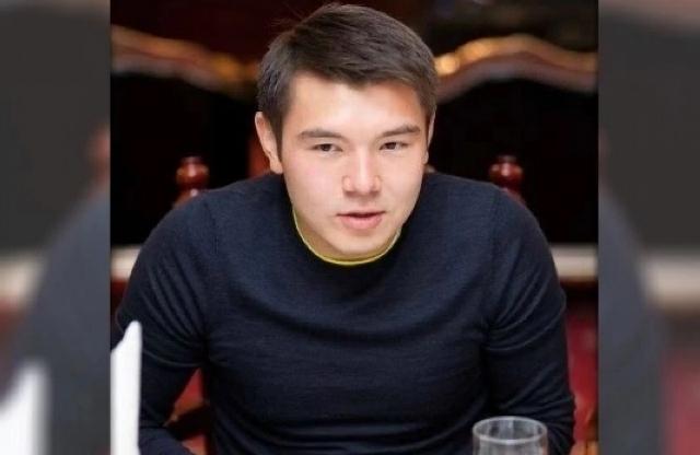 В Лондоне при загадочных обстоятельствах умер внук Назарбаева