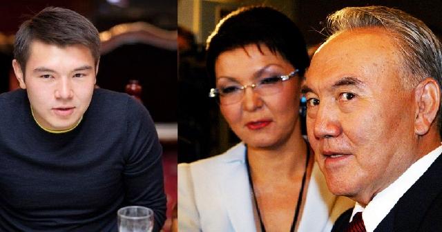Скандал в Казахстане: что стоит за откровениями внука Назарбаева?