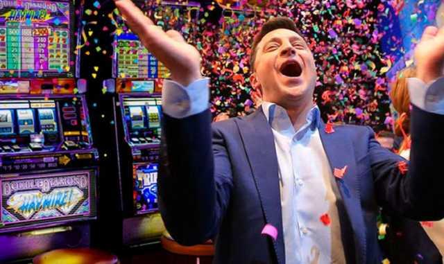 В Украине попытаются исправить принятый закон о легализации азартных игр