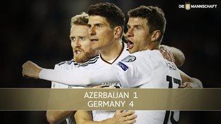 Азербайджан - Германия