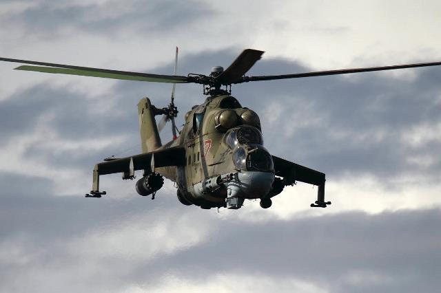 Азербайджан сбил российский вертолет на границе с Арменией