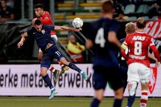 Лига Европы: АЗ разобрался с Мариуполем, Заря и Эспаньол сыграют в плей-офф