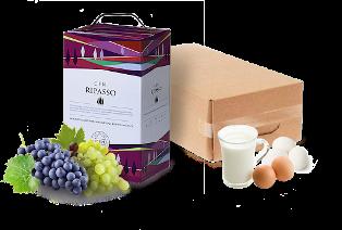 Преимущества упаковки типа Bag in Box