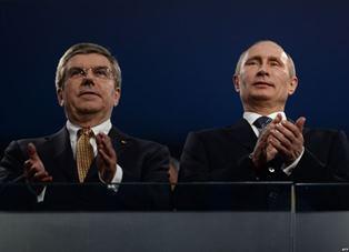 У главы МОК Томаса Баха обнаружили серьезные бизнес-интересы в России