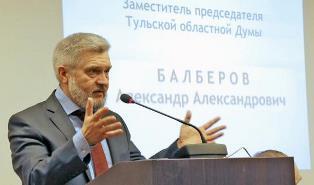 Александр Балберов принял активное участие в празднике благотворительности и милосердия в Туле