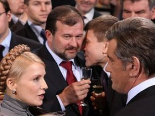 Балога бросает Ющенко