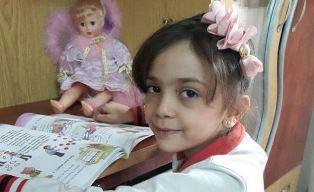 Семилетняя девочка из Алеппо постит в Твиттере призывы к России прекратить  ...