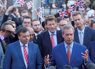 The Sunday Times нашла связь между спонсором Brexit и РФ