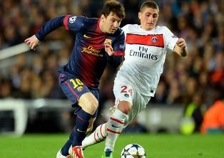 Барселона со скрипом проходит ПСЖ, Бавария побеждает в Турине